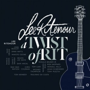 Lee Ritenour Logo