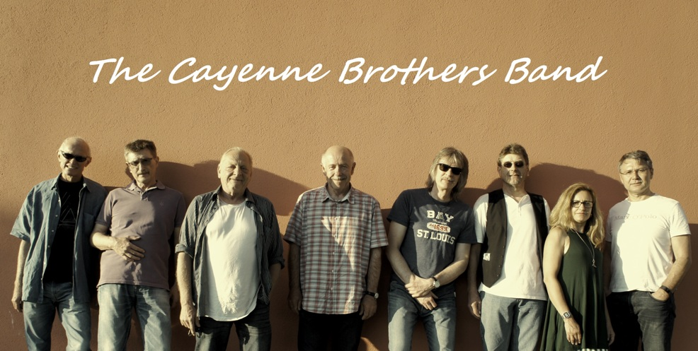 Cayenne Brothers Band