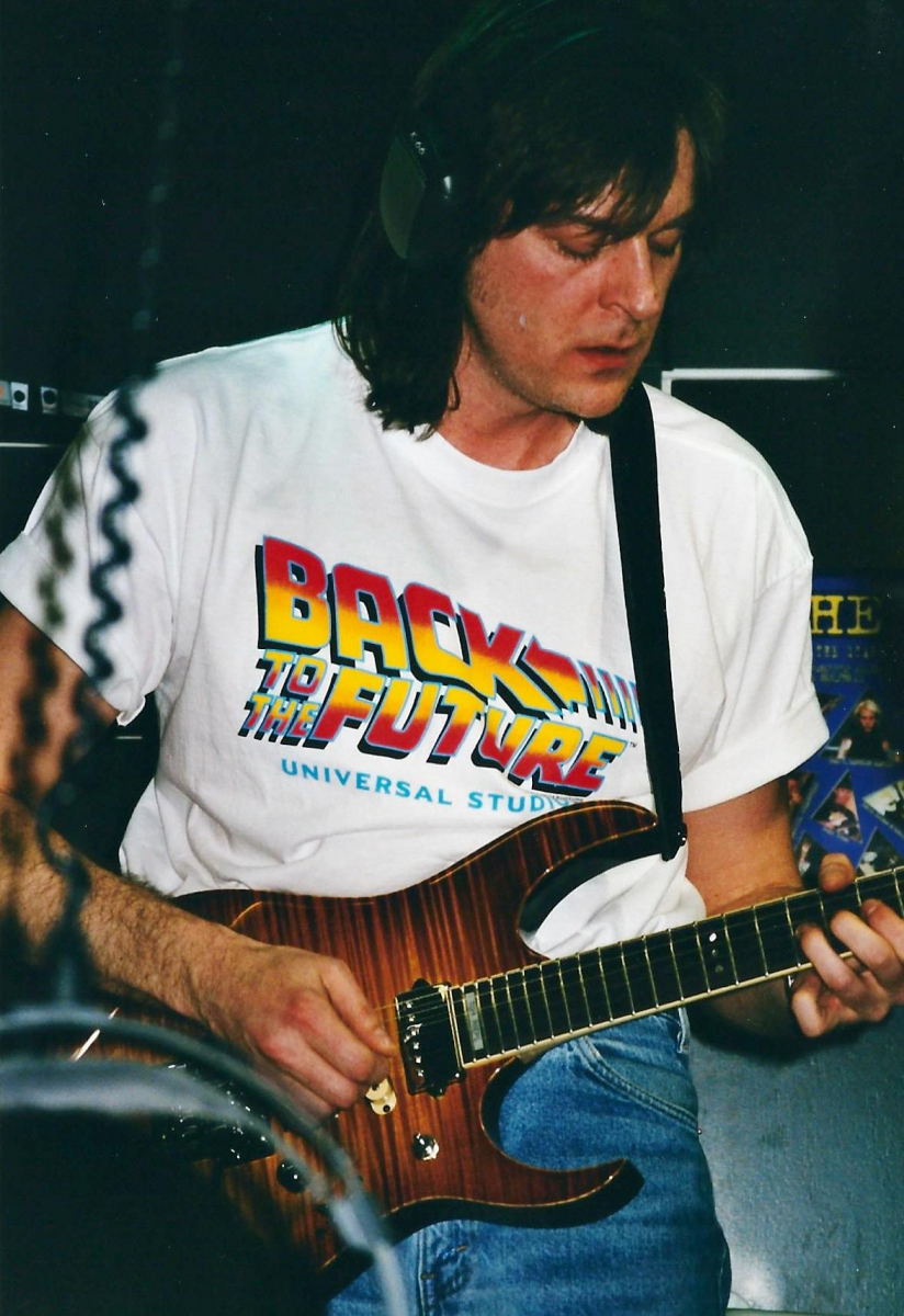 Tom Musikmesse2000