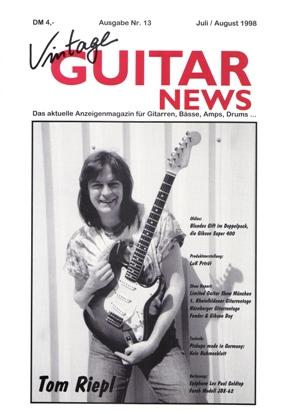 VintageGuitarNews